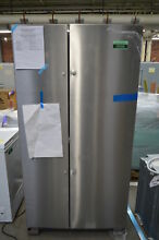 Whirlpool WRS325SDHZ 36  Stainless Side By Side Refrigerator NOB  34246 HRT