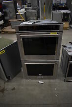 KitchenAid KODE500ESS 30  Stainless Double Wall Oven NOB  39422 HRT