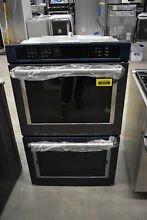 KitchenAid KODE500EBS 30  Black Stainless Double Wall Oven NOB  39425 HRT