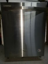 Whirlpool Gold Series 23 9  Dishwasher   Stainless Steel  WDT720PADM