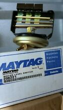MAYTAG TOP LOAD WASHING MACHINE WATER LEVEL SWITCH 206221