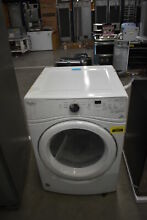 Whirlpool WED75HEFW 27  White Front Load Electric Dryer NOB  39561 MAD