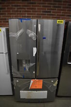 GE GFE26JSMSS 36  Stainless French Door Refrigerator NOB  39792 HRT