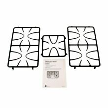 Ge WB31X28386 Cooktop Burner Grate Set
