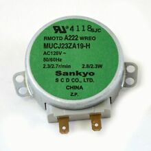 Frigidaire 5304498736 Wall Oven Microwave Turntable Motor