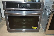 Frigidaire FGEW3065PD 30  Black Stainless Single Electric Wall Oven NOB  23114