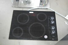 Whirlpool W5CE3024XB 30  Black Smoothtop Electric Cooktop NOB  27377 MAD