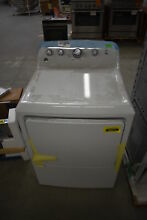 GE GTD42GASJWW 27  White Front Load Gas Dryer NOB  40012 CLW