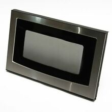 Frigidaire 5304475175 Wall Oven Microwave Door Assembly  Stainless