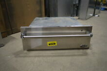 DCS WDT30 30  Stainless Warming Drawer 1 6 Cu Ft  NOB  30541 MAD
