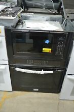Frigidaire FGMC3065PB 30  Black Electric Combo Wall Oven  29537 MAD