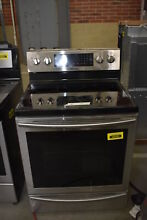 Samsung NE59J7650WS 30  Stainless Freestanding  Electric Range NOB  40000 CLW