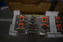 GE PGP9036SLSS 36  Stainless Gas Cooktop NOB  40041 HRT