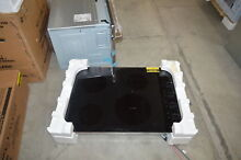 Whirlpool WCE55US0HB 30  Black Electric Cooktop NOB  36740 HRT