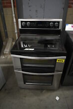 Whirlpool WGE745C0FS 30  Stainless Electric Range NOB  40199 CLW