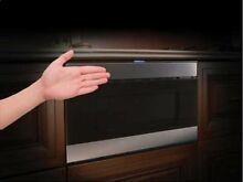 Sharp SMD2480CS 24  Wave Touch 24  Microwave Drawer
