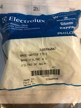 NEW 240396002 OEM ELECTROLUX REFRIGERATOR WATER FILTER BASE