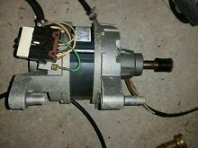 MAYTAG NEPTUNE VARIABLE WASHER MOTOR WITH WIRING HARNESS Free Ship MAH6500BWW