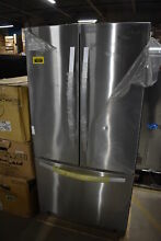 Whirlpool WRF535SMBM 36  Stainless French Door Refrigerator NOB  14870 MAD