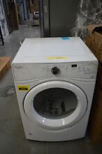 Whirlpool WGD75HEFW 27  White 7 4 cu ft Front Load Gas Dryer NOB  32629 MAD