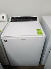 Whirlpool White Cabrio HE Top Load Washer w Adaptive Wash Tech  WTW7000DW1