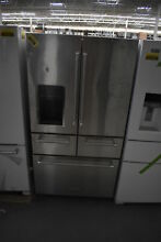 KitchenAid KRMF706ESS 36  Stainless French Door Refrigerator  36525 WLK
