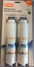 FMM 2 Refrigerator Replacement Filter Fits Whirlpool Filter 4  2 Pack  M  107045
