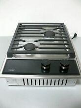 Wolf CT15G S 15  Wolf Gas Cooktop