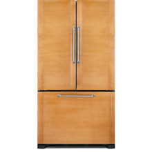 Jenn Air 72  Panel Ready Counter Depth French Door Refrigerator JFC2290RTB