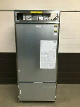 Sub Zero BI 36U O   36  Panel Ready Built In Refrigerator Freezer Right Hinge