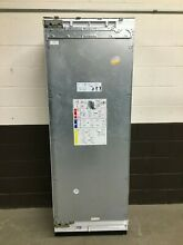Thermador T30IF800SP   30  Freedom Panel Ready Built In Freezer Column