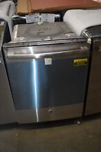 GE GDT655SSJSS Stainless Fully Integrated Dishwasher NOB  26360 HRT