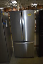 Whirlpool WRF560SMHZ 30  Stainless French Door Refrigerator NOB  40575 CLW
