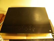 GE Smooth Black Glass Surface Electric Cooktop   Model JP5030DJBB   Brand new
