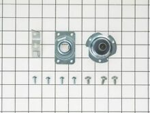 Ge WE25M40 Dryer Drum Bearing Kit