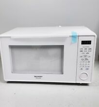 SHARP SMC1131CW Carousel 1 1 CF Mid Size 1000 Watts WHITE Microwave