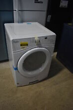 Whirlpool WED75HEFW 27  White Front Load Stack Electric Dryer NOB  25740 CLW