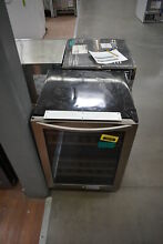 Insignia NSWB44SS8 24  Stainless Built In 44 Bottle Wine Cooler NOB  35779 CLN