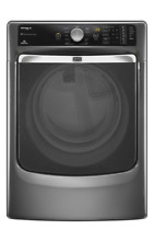 Maytag MGD8000AG 27  Granite Front Load Gas Dryer NOB 7 4 Cu FT  9506 CLW