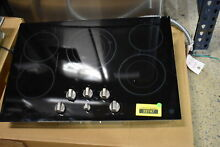 GE Caf  CP9530SJSS 30  Black Smoothtop Electric Cooktop NOB  32972 CLW