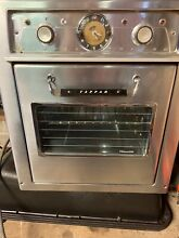 Late 1950 s Series 10 Tappan Electric Wall Oven