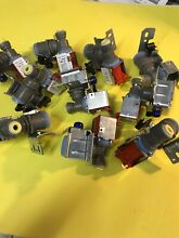 W10498974  WP2315576 NEW LOT OF 10 OUT OF PACKAGE  4318047 VALVE without misc