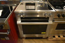 Miele HR1622ISS 30  Stainless Pro Style Electric Induction Range  21226 MAD