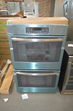 GE JT3500SFSS 30  Stainless Double Electric Wall Oven NOB  28248 HL