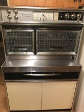 1962 Frigidaire Custom Inperial Flair Stove Oven