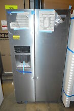KitchenAid KRSC500ESS 36  Stainless Side by Side Refrigerator NOB T2  22726