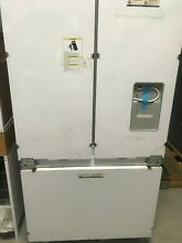 Fisher Paykel ActiveSmart 16 8 Cu  Ft  72 Inch Tall BI French Door Refrigerator