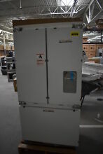 Fisher Paykel RS36A72U1 36  Custom Panel French Door Refrigerator NOB  41046 HRT