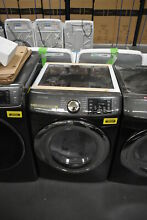 Samsung DVE45N5300V 27  Black Stainless Front Load Electric Dryer NOB  39424 HRT