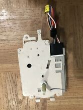 Frigidaire Kenmore Washer Model   GLE1142FS2 Timer Control Switch   134237200